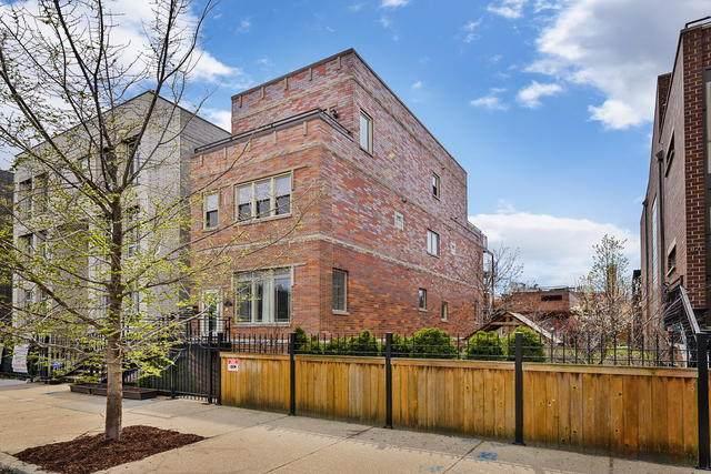 1115 W Chestnut Street, Chicago, IL 60642 (MLS #10812319) :: John Lyons Real Estate