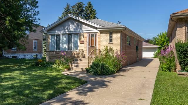 4232 N Newland Avenue, Norridge, IL 60706 (MLS #10812372) :: John Lyons Real Estate
