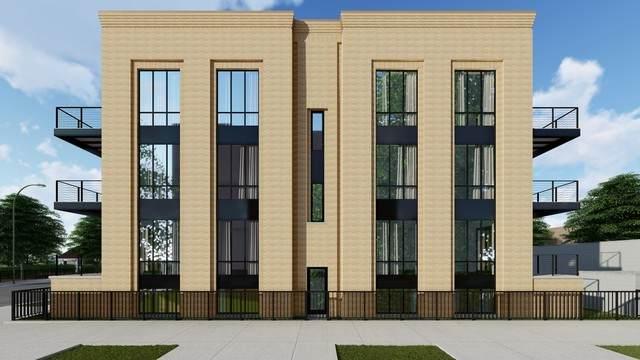 1204 N Spaulding Avenue 1N, Chicago, IL 60651 (MLS #10812374) :: John Lyons Real Estate