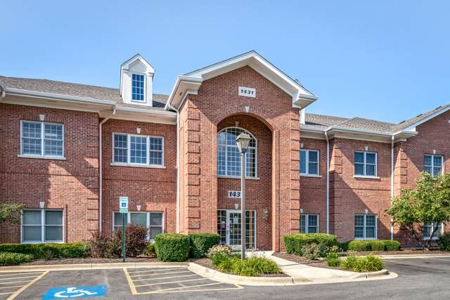 1431 Mchenry Road #105, Buffalo Grove, IL 60089 (MLS #10812404) :: John Lyons Real Estate