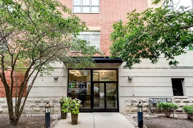 2320 W Saint Paul Avenue #404, Chicago, IL 60647 (MLS #10812406) :: John Lyons Real Estate