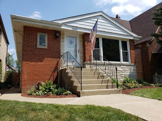 1835 N Rutherford Avenue, Chicago, IL 60707 (MLS #10812500) :: John Lyons Real Estate