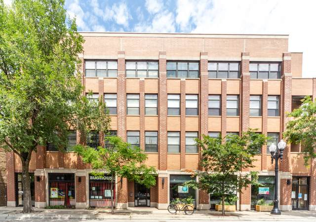 1908 W Irving Park Road #403, Chicago, IL 60613 (MLS #10812541) :: John Lyons Real Estate