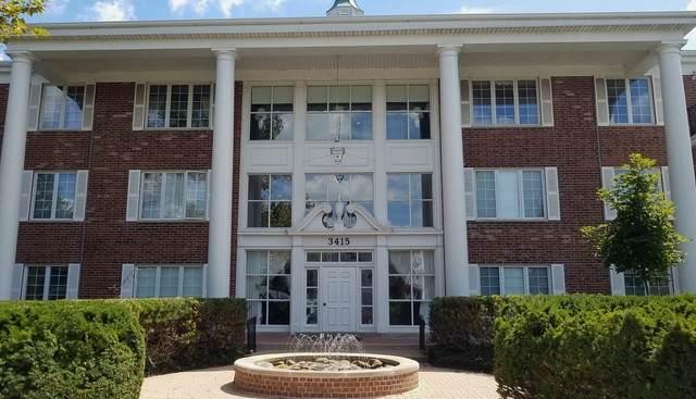 3415 Vollmer Road #106, Flossmoor, IL 60422 (MLS #10812573) :: The Wexler Group at Keller Williams Preferred Realty