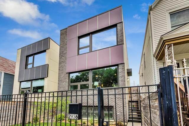 2936 N Wisner Avenue, Chicago, IL 60618 (MLS #10812615) :: John Lyons Real Estate