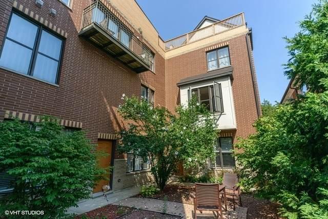 413 S Kenilworth Avenue #5, Oak Park, IL 60302 (MLS #10812693) :: John Lyons Real Estate