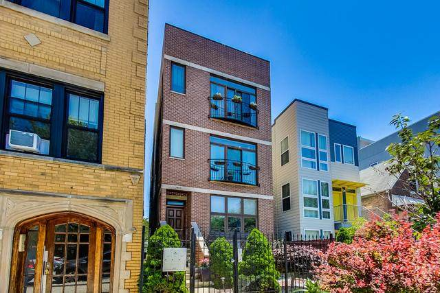 1423 N Artesian Avenue #1, Chicago, IL 60622 (MLS #10812721) :: Property Consultants Realty
