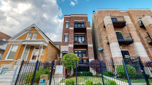 2032 W Augusta Boulevard #3, Chicago, IL 60622 (MLS #10812736) :: Property Consultants Realty