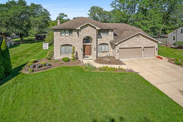 10320 S 73rd Court, Palos Hills, IL 60465 (MLS #10812764) :: The Wexler Group at Keller Williams Preferred Realty