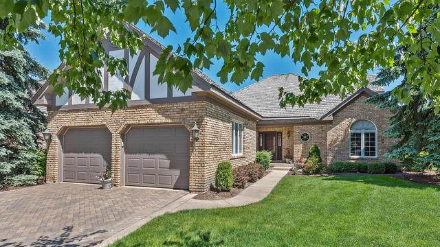 33 Lancaster Court, Burr Ridge, IL 60527 (MLS #10812813) :: The Wexler Group at Keller Williams Preferred Realty