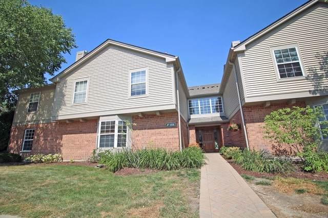 132 White Oak Court #4, Schaumburg, IL 60195 (MLS #10812832) :: John Lyons Real Estate