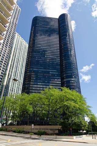 155 N Harbor Drive #5314, Chicago, IL 60601 (MLS #10813115) :: John Lyons Real Estate