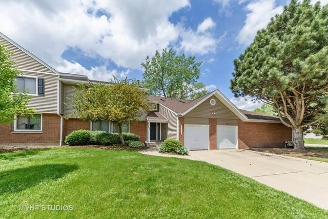 1078 Hidden Lake Drive #1078, Buffalo Grove, IL 60089 (MLS #10813120) :: Helen Oliveri Real Estate