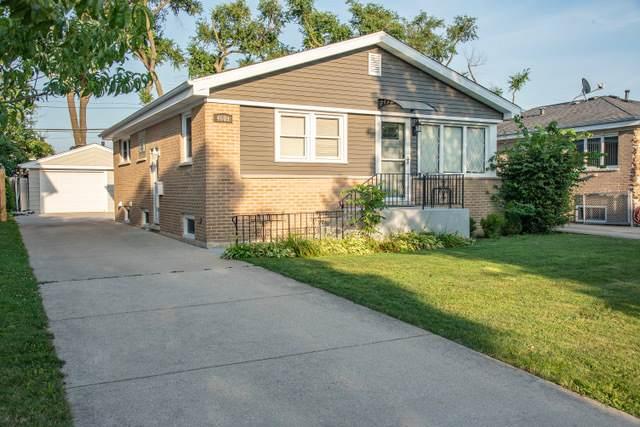 4609 N Oriole Avenue, Norridge, IL 60706 (MLS #10813126) :: John Lyons Real Estate