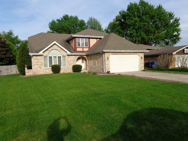 10145 S 87TH Avenue, Palos Hills, IL 60465 (MLS #10813169) :: The Wexler Group at Keller Williams Preferred Realty