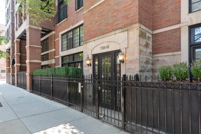 1506 N Sedgwick Street 4S, Chicago, IL 60610 (MLS #10813190) :: Property Consultants Realty