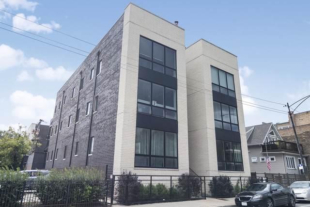 3224 N Elston Avenue 1N, Chicago, IL 60618 (MLS #10813283) :: John Lyons Real Estate