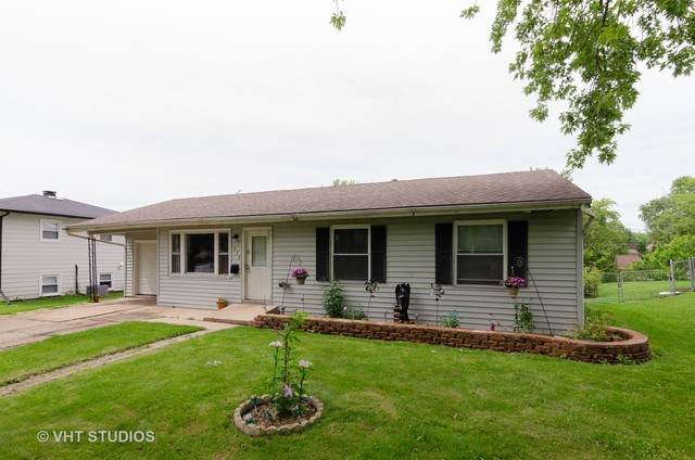 1872 Poplar Avenue, Hanover Park, IL 60133 (MLS #10813291) :: John Lyons Real Estate