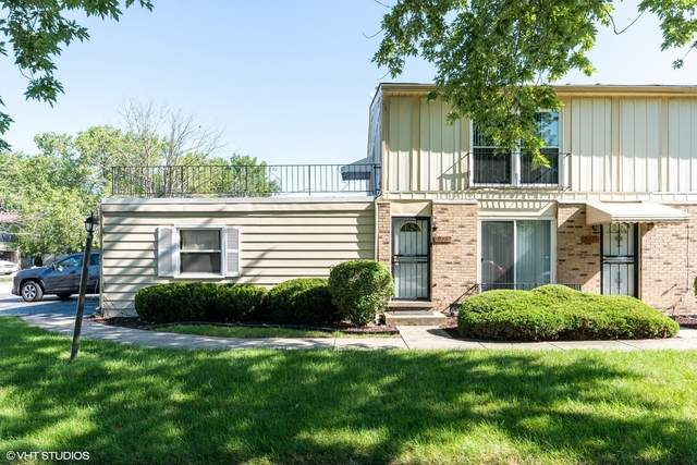 19361 Oak Avenue #1936, Country Club Hills, IL 60478 (MLS #10813357) :: The Mattz Mega Group