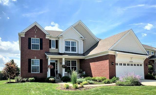 25249 Bay Tree Circle, Shorewood, IL 60404 (MLS #10813376) :: John Lyons Real Estate