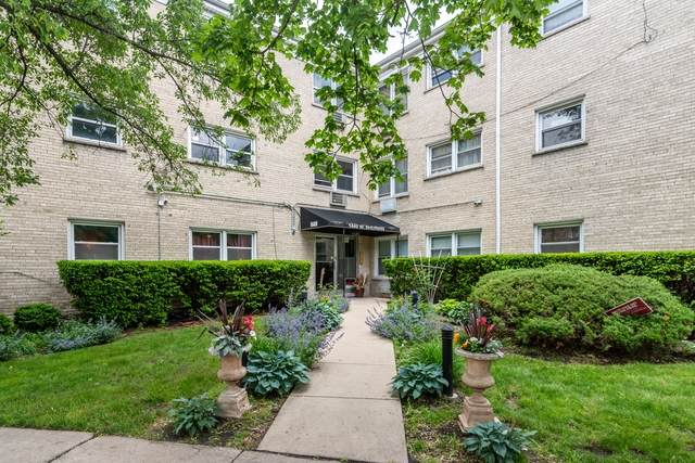 1440 W Sherwin Avenue #202, Chicago, IL 60626 (MLS #10813393) :: John Lyons Real Estate