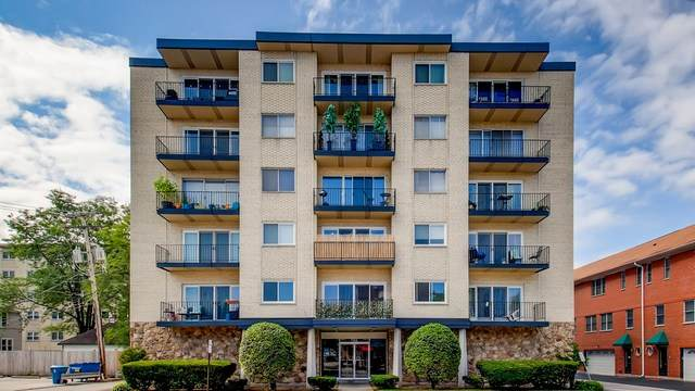 7314 Randolph Street 2H, Forest Park, IL 60130 (MLS #10813422) :: John Lyons Real Estate