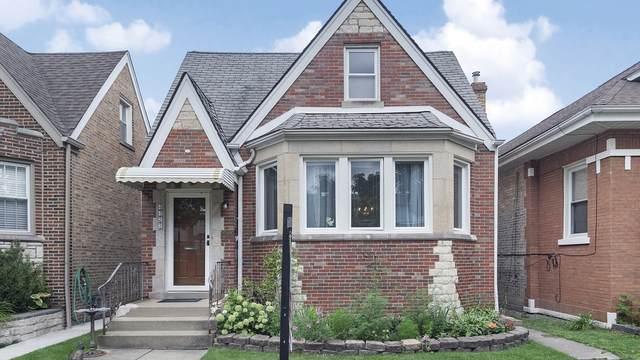 4433 N Mason Avenue, Chicago, IL 60630 (MLS #10813429) :: John Lyons Real Estate