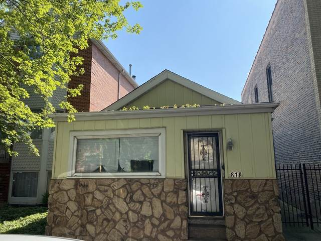819 S Miller Street, Chicago, IL 60612 (MLS #10813444) :: John Lyons Real Estate