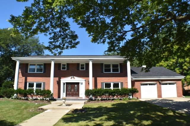 1210 Berry Lane, Flossmoor, IL 60422 (MLS #10813486) :: The Wexler Group at Keller Williams Preferred Realty