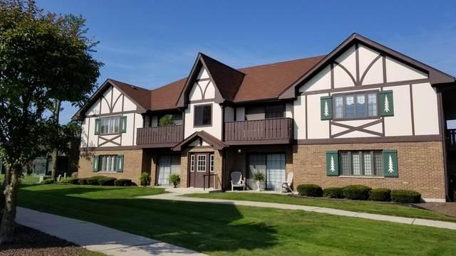 8154 Autobahn Drive S #202, Palos Park, IL 60464 (MLS #10813543) :: John Lyons Real Estate