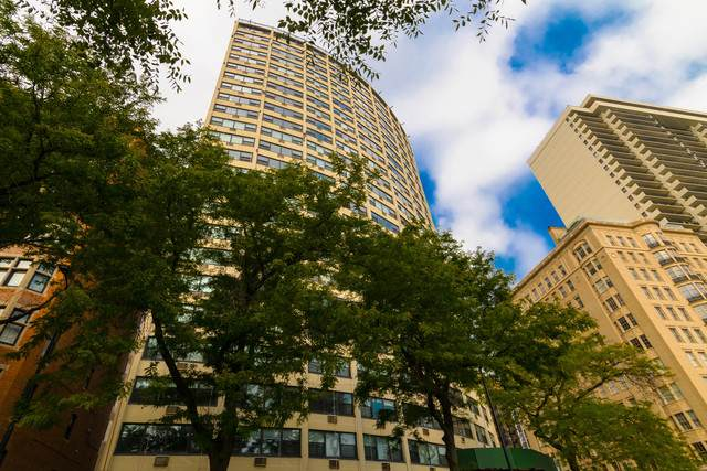1150 N Lake Shore Drive 23F, Chicago, IL 60611 (MLS #10813564) :: Property Consultants Realty