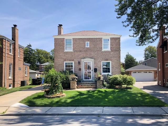 7310 W Summerdale Avenue, Chicago, IL 60656 (MLS #10813565) :: Angela Walker Homes Real Estate Group
