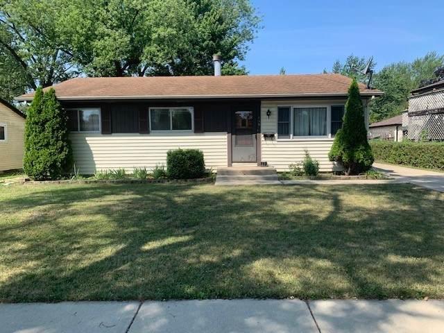 156 E Norman Lane, Wheeling, IL 60090 (MLS #10813602) :: Angela Walker Homes Real Estate Group