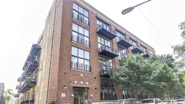 1935 N Fairfield Avenue #111, Chicago, IL 60647 (MLS #10813616) :: Property Consultants Realty