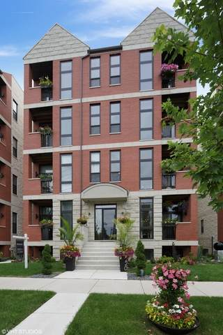 4220 S Ellis Avenue 2N, Chicago, IL 60653 (MLS #10813634) :: Angela Walker Homes Real Estate Group