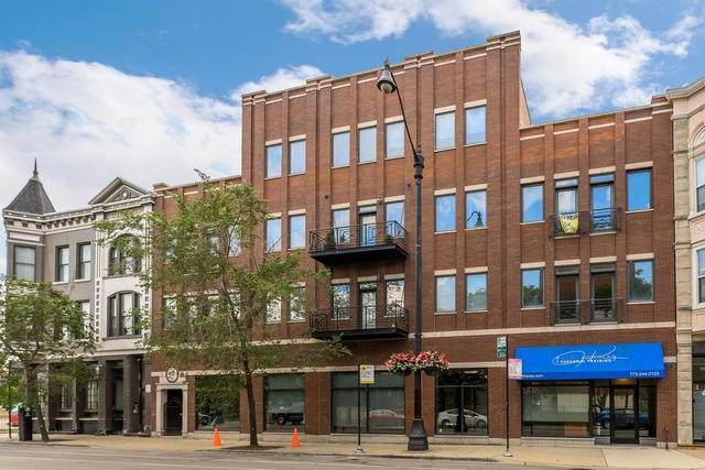 2626 N Lincoln Avenue #401, Chicago, IL 60614 (MLS #10813656) :: Lewke Partners