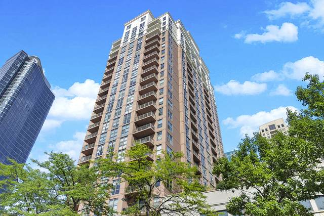 1101 S State Street #1903, Chicago, IL 60605 (MLS #10813671) :: John Lyons Real Estate
