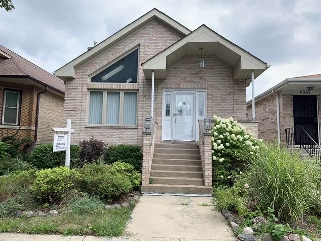 4563 N Moody Avenue, Chicago, IL 60630 (MLS #10813690) :: John Lyons Real Estate