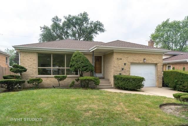8116 Central Avenue, Morton Grove, IL 60053 (MLS #10813699) :: Helen Oliveri Real Estate