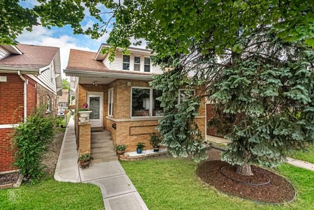 5320 W Cuyler Avenue, Chicago, IL 60641 (MLS #10813708) :: John Lyons Real Estate