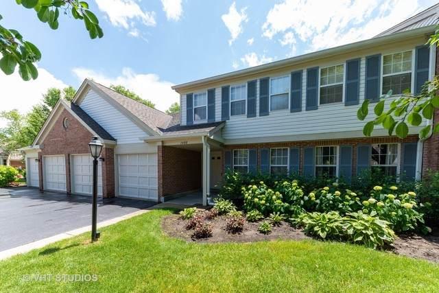 1400 Ashton Court A1, Wheeling, IL 60090 (MLS #10813752) :: John Lyons Real Estate