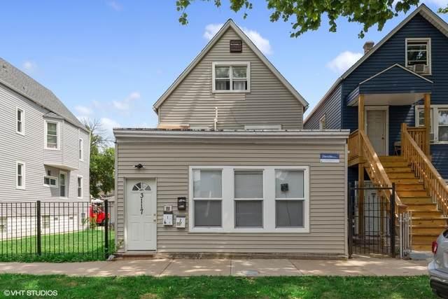 3117 N Lawndale Avenue, Chicago, IL 60618 (MLS #10813754) :: John Lyons Real Estate