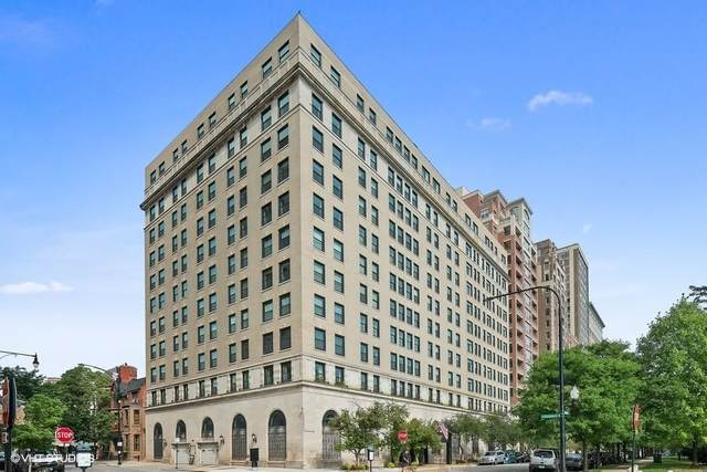 2100 N Lincoln Park West 9AS, Chicago, IL 60614 (MLS #10813772) :: The Wexler Group at Keller Williams Preferred Realty