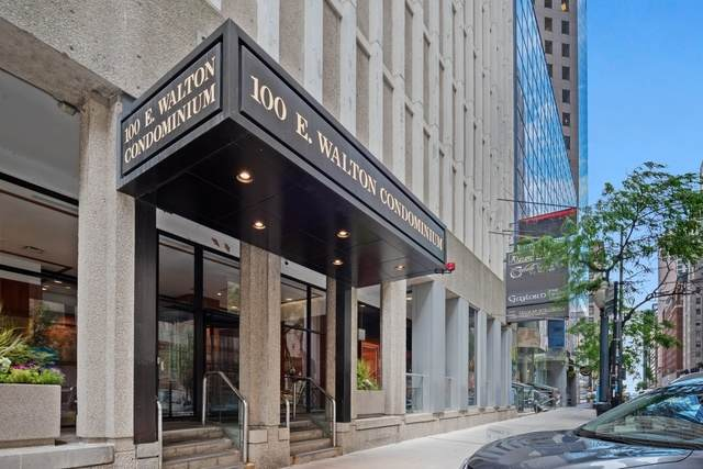 100 E Walton Street 23A, Chicago, IL 60611 (MLS #10813800) :: Property Consultants Realty