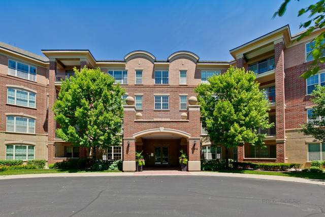 2700 Summit Drive #109, Glenview, IL 60025 (MLS #10813818) :: Helen Oliveri Real Estate
