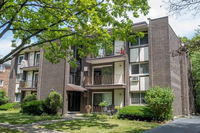 27 S Waiola Avenue #204, La Grange, IL 60525 (MLS #10813875) :: John Lyons Real Estate