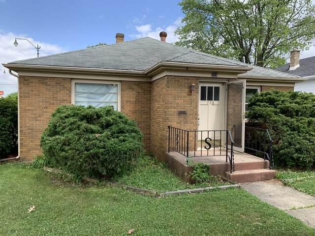 726 Oakland Avenue, Joliet, IL 60435 (MLS #10813895) :: John Lyons Real Estate