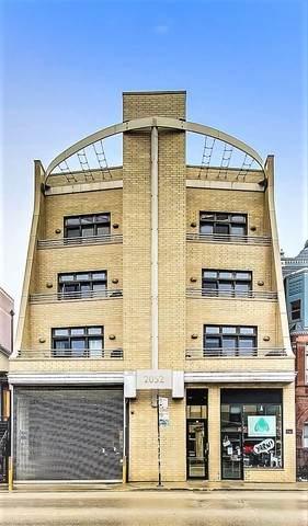 2052 W North Avenue 2E, Chicago, IL 60647 (MLS #10813899) :: Property Consultants Realty