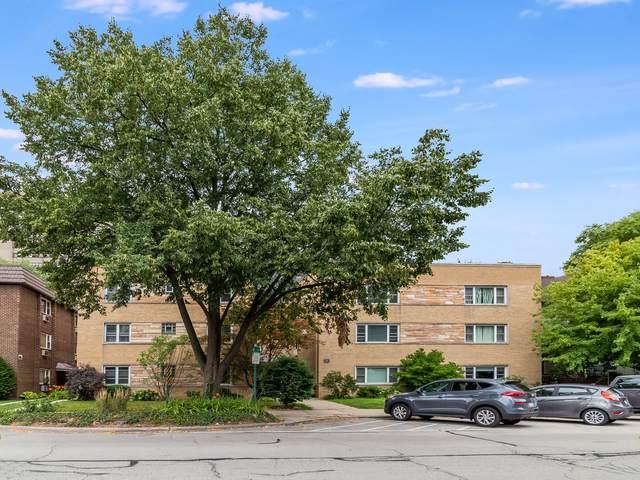 248 S Marion Street #5, Oak Park, IL 60302 (MLS #10813920) :: Angela Walker Homes Real Estate Group