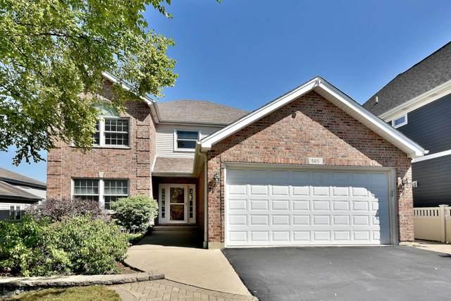 565 W Comstock Avenue, Elmhurst, IL 60126 (MLS #10813931) :: The Dena Furlow Team - Keller Williams Realty